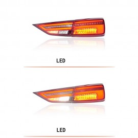 Audi A3 LED Tail Light