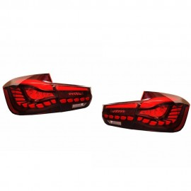 BMW 3 SERIES F30 ICONIC TAIL LIGHT RED