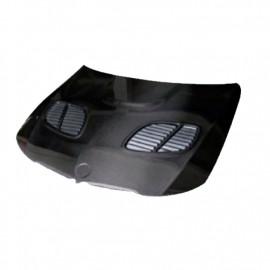 BMW 3 Series E90 GTR Style Carbon Fiber Hood