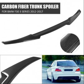 BMW 3 Series F30 M4-look Carbon Fiber Spoiler