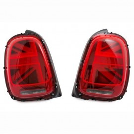 Mini Cooper Tail Light-Red