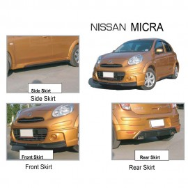 Nissan Micra Sport Body Kit without fender flare