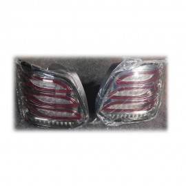 Volkswagen Polo Benz Look Tail Light Chrome